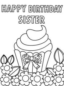 Free Printable Birthday Sister Cards Create And Print Free Printable Birthday Sister Cards At Home