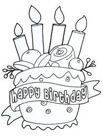 Free Printable Birthday Coloring Cards Cards Create And Print Free Printable Birthday Coloring Cards Cards At Home