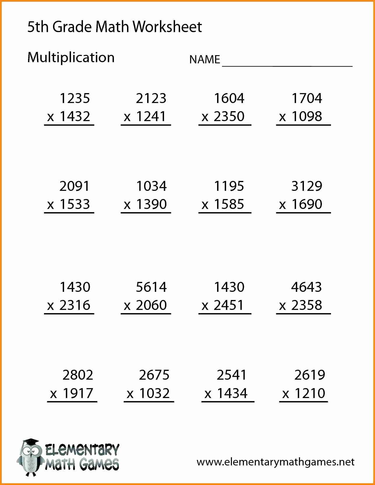 Algebra 6th Grade Pre Ap Math Worksheets Printable
