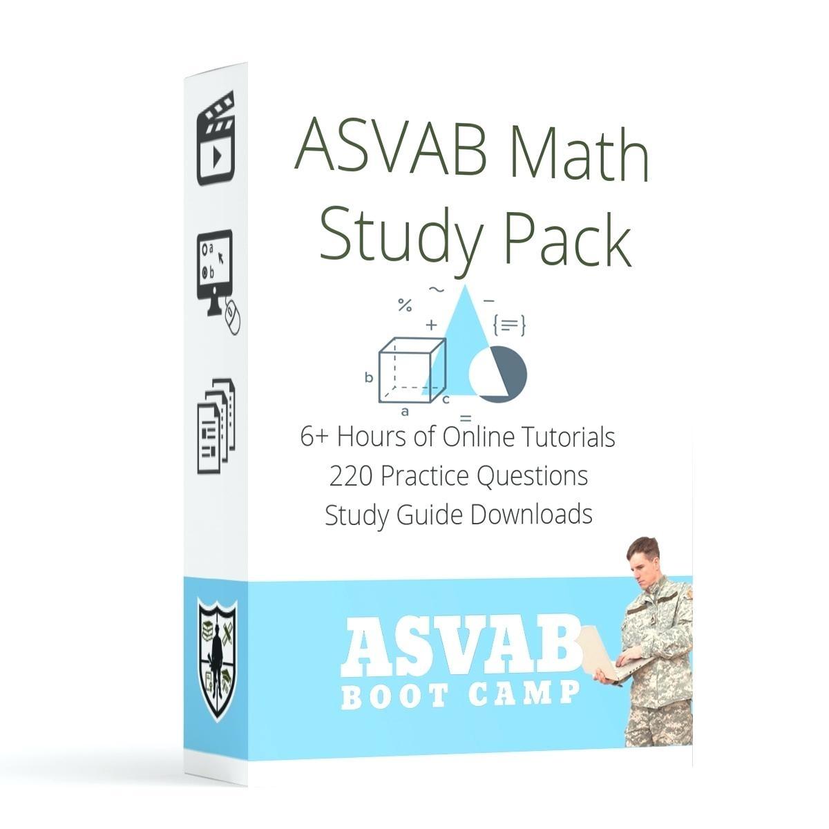 Free Printable Asvab Math Practice Test