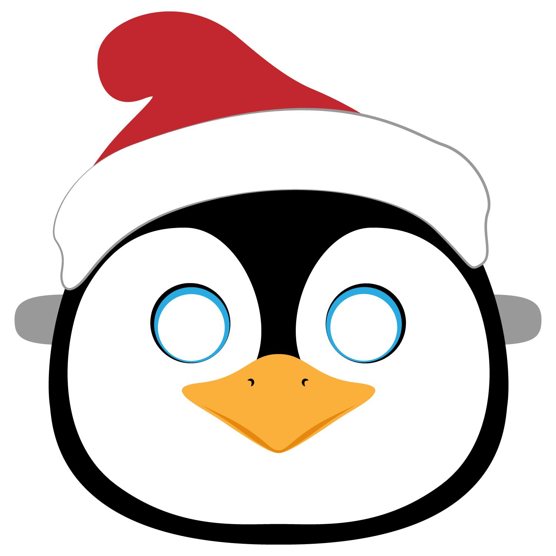 Penguin Card Template