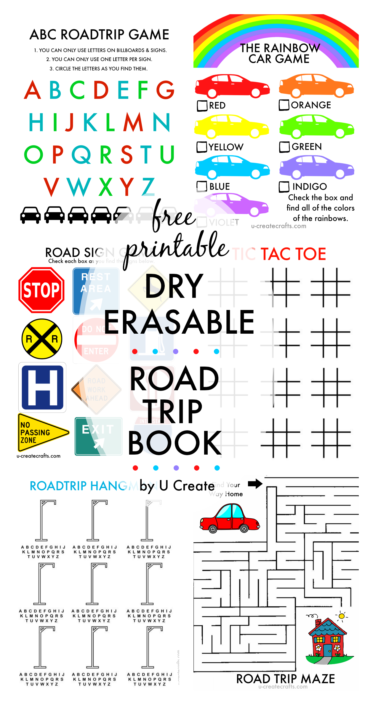 Free Printable Hangman Game