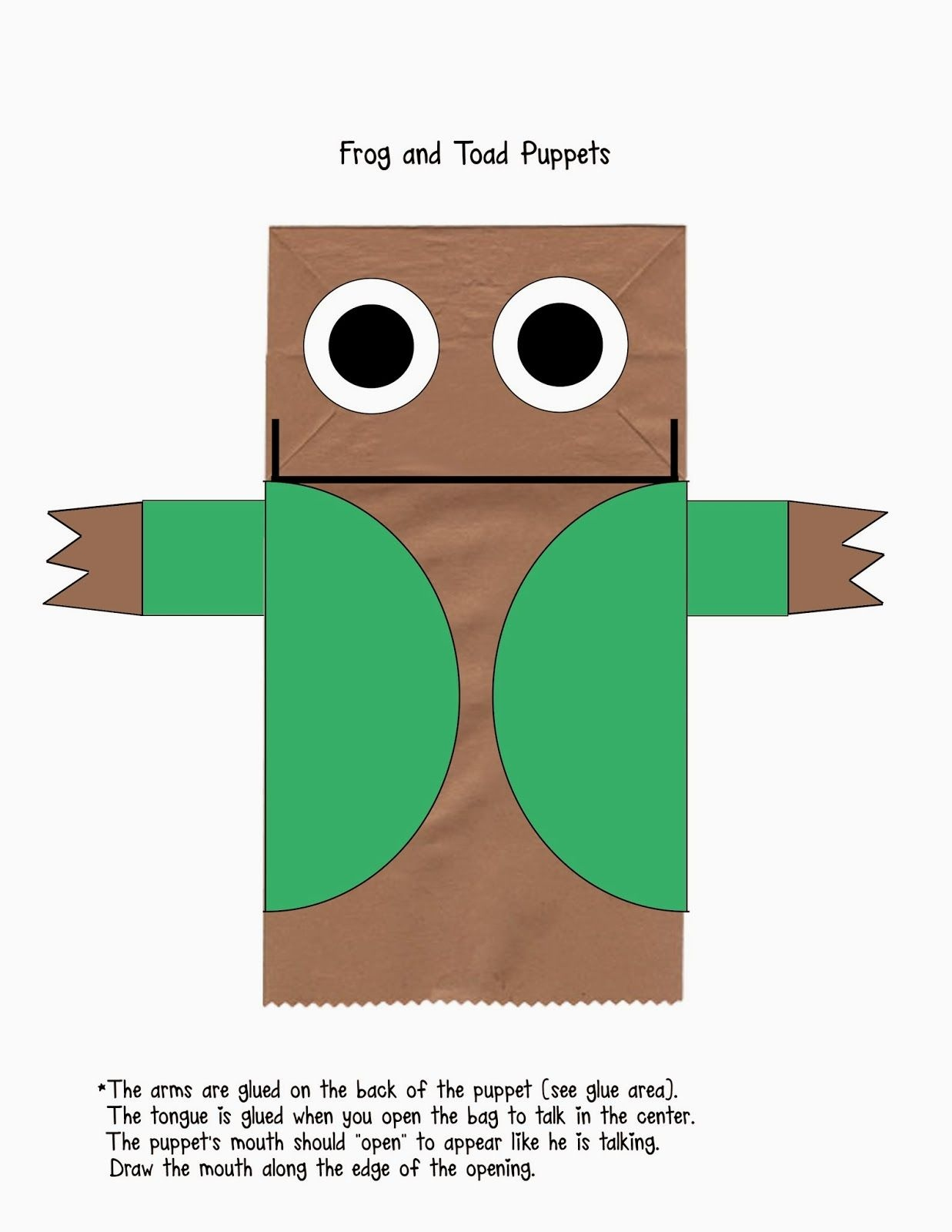 Free Frog And Toad Are Friends Printables