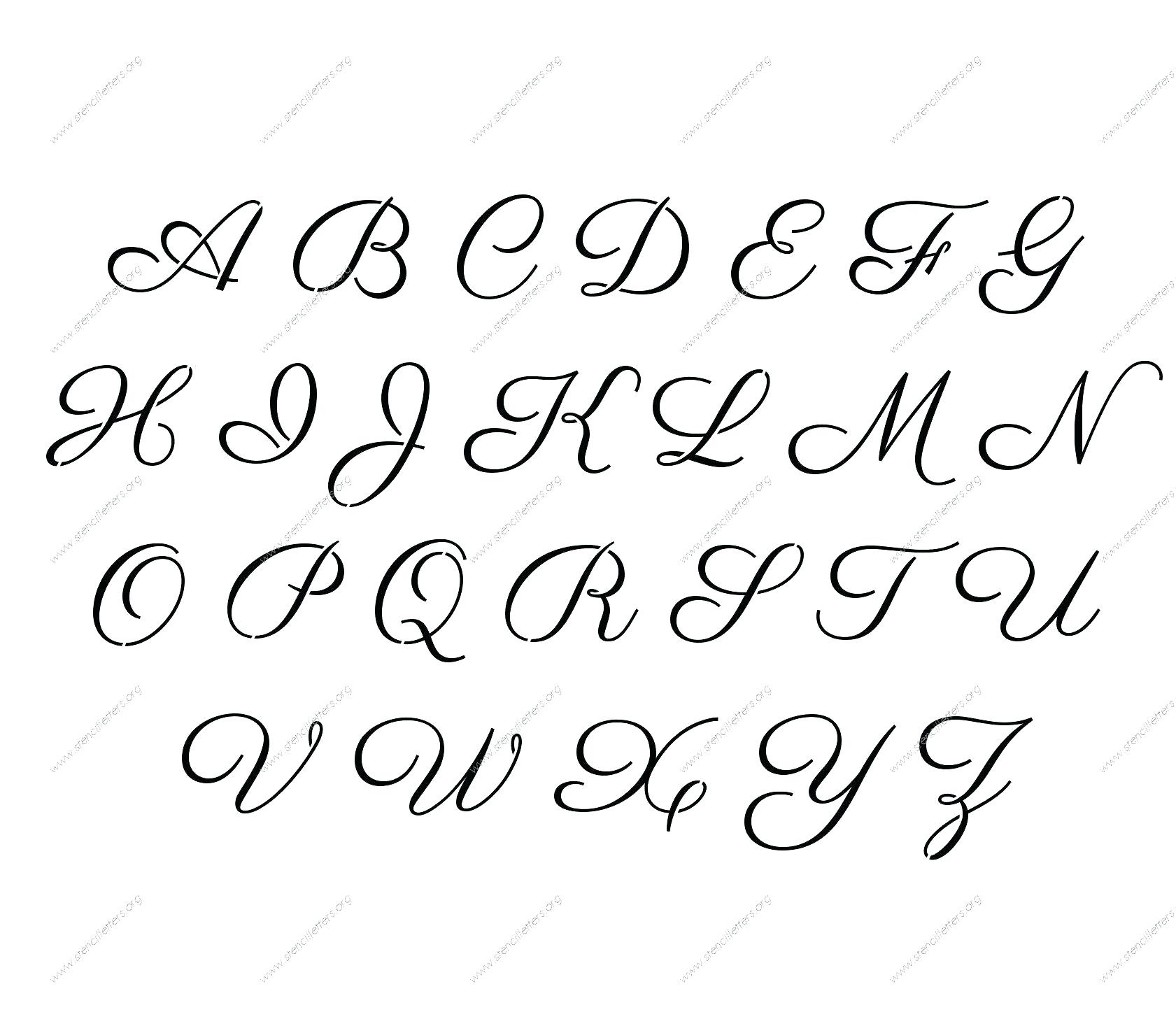 Free Printable Greek Letters