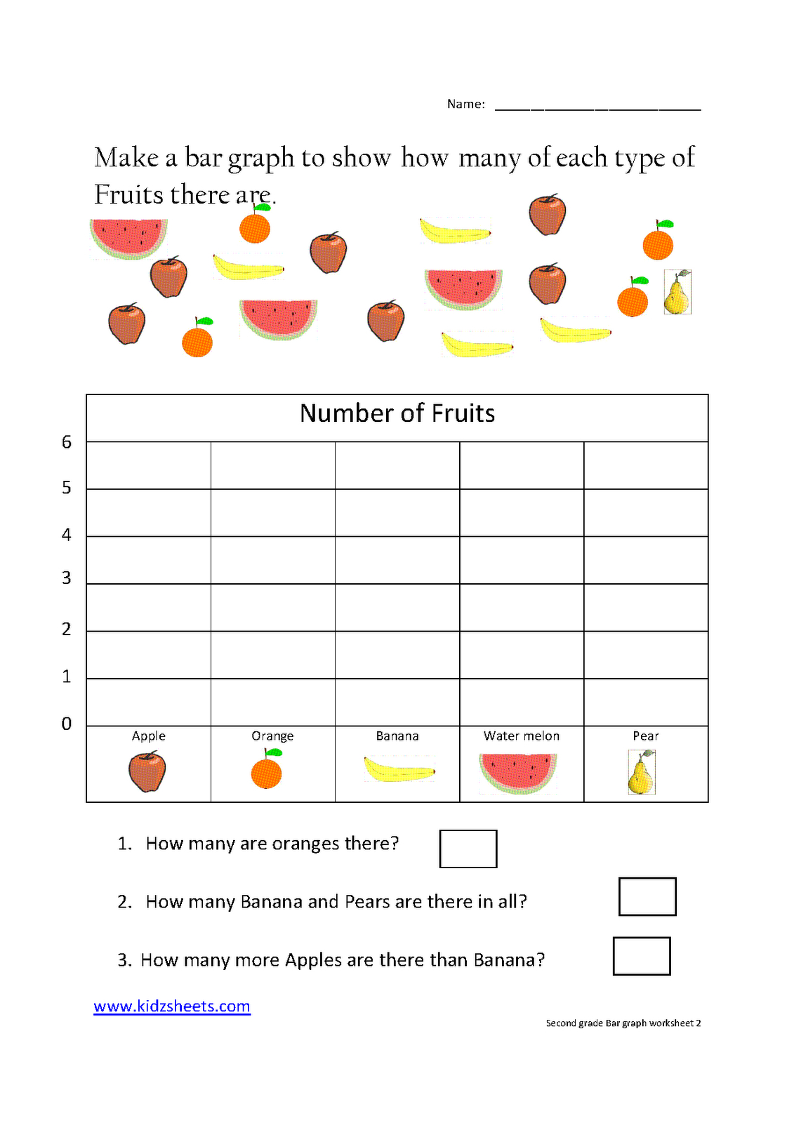 Free Spring Roll And Graph Math Activity For Preschool And