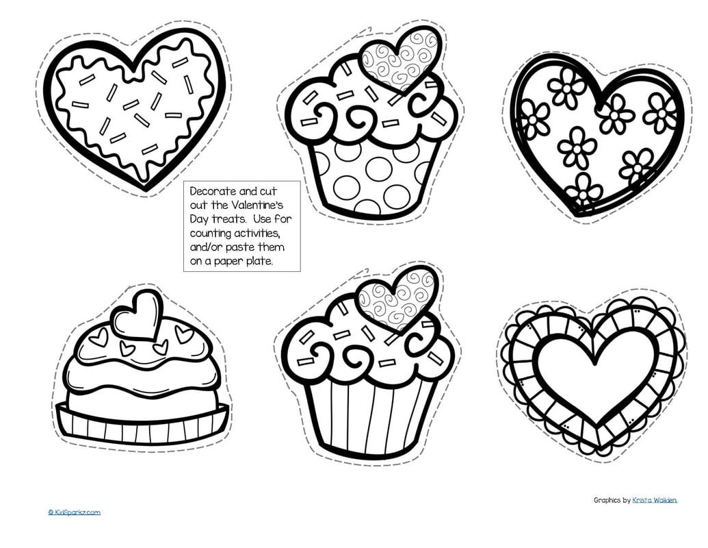 Fun Valentine S Day Maze Worksheet Free Kindergarten