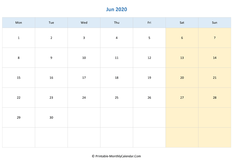 2024 Calendar Printable One Page