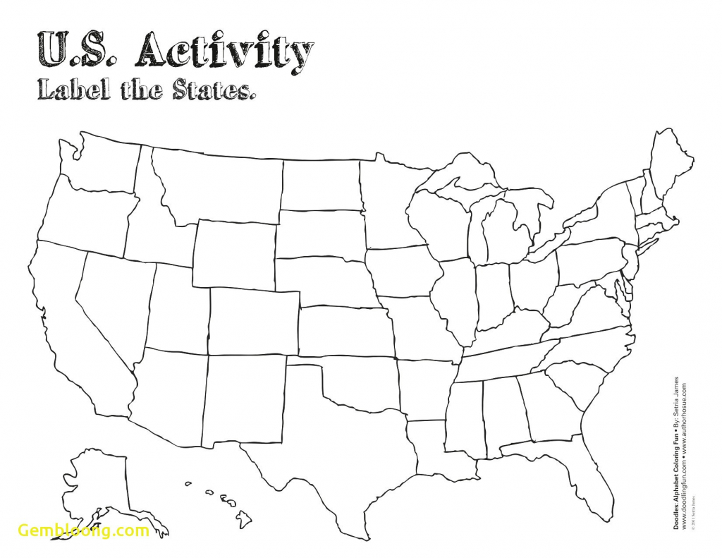 United States Map Quiz Worksheet Worksheets For All