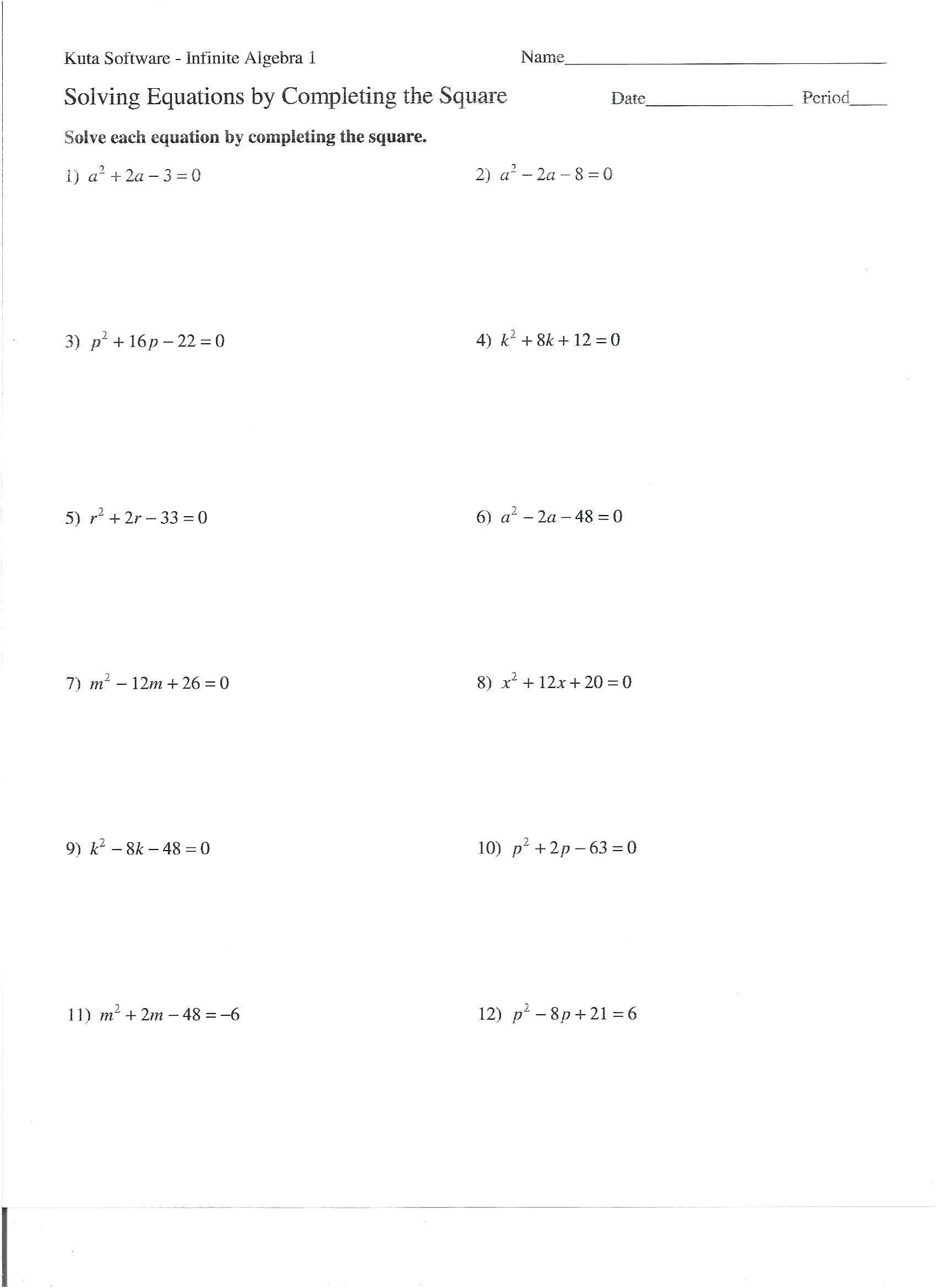 Geoboard Printable Worksheets