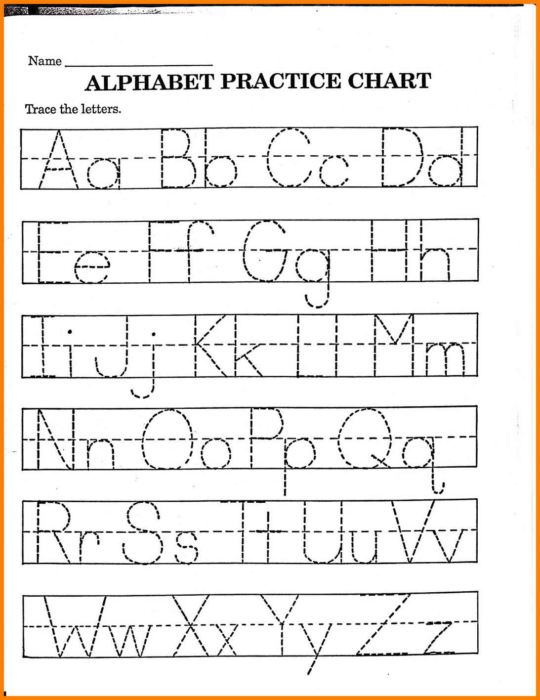 Alphabet Part Ii Coloring Printable Page For Kids