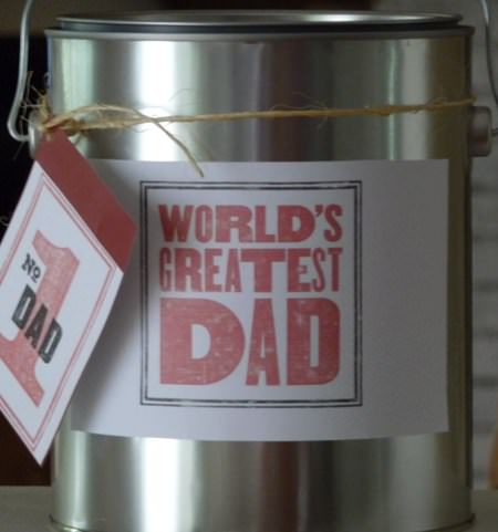 retro father's day gift labels free printables