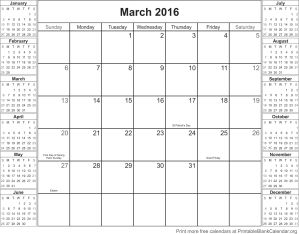 march-2016-calendar-with-holidays