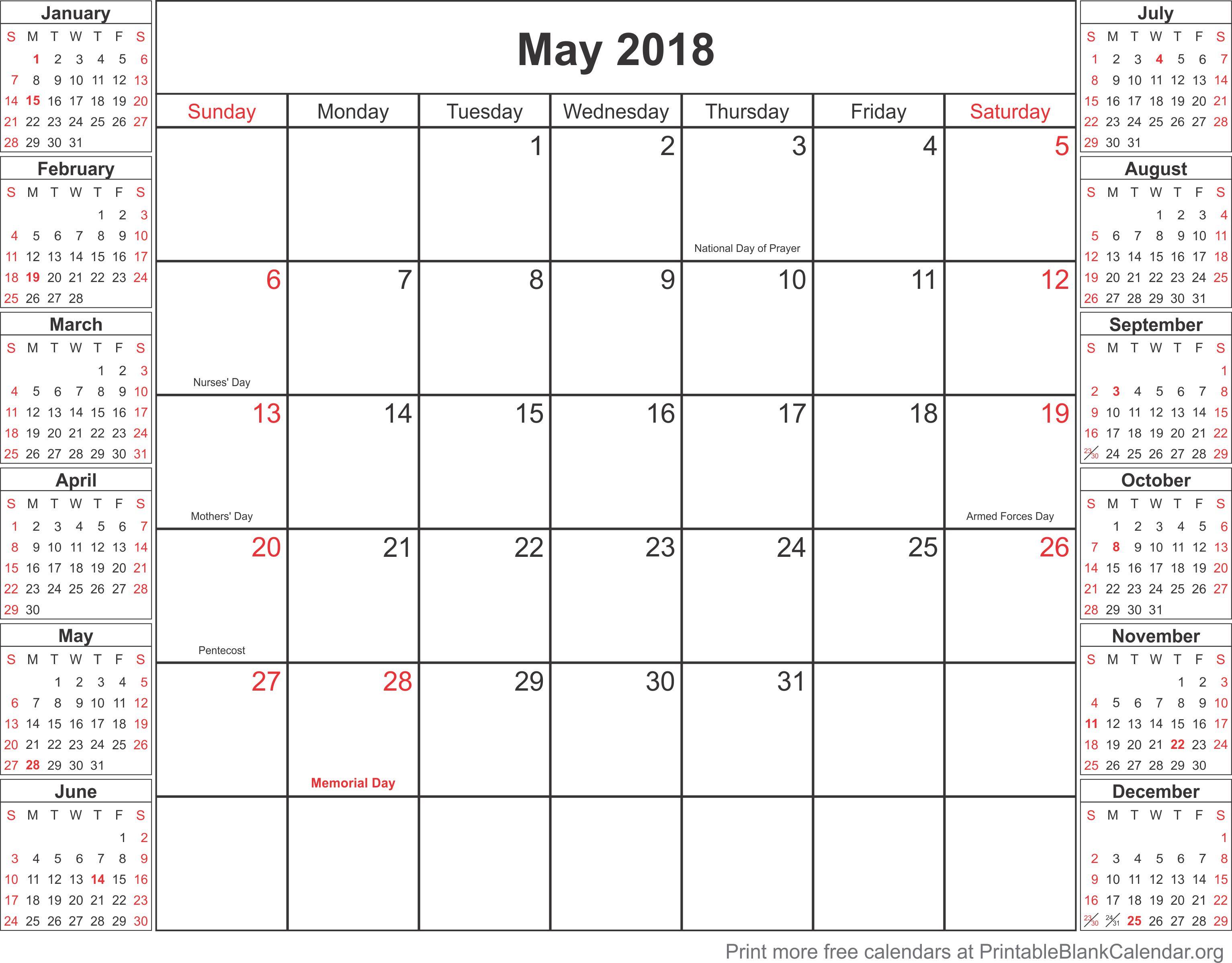 march april calendar 2018