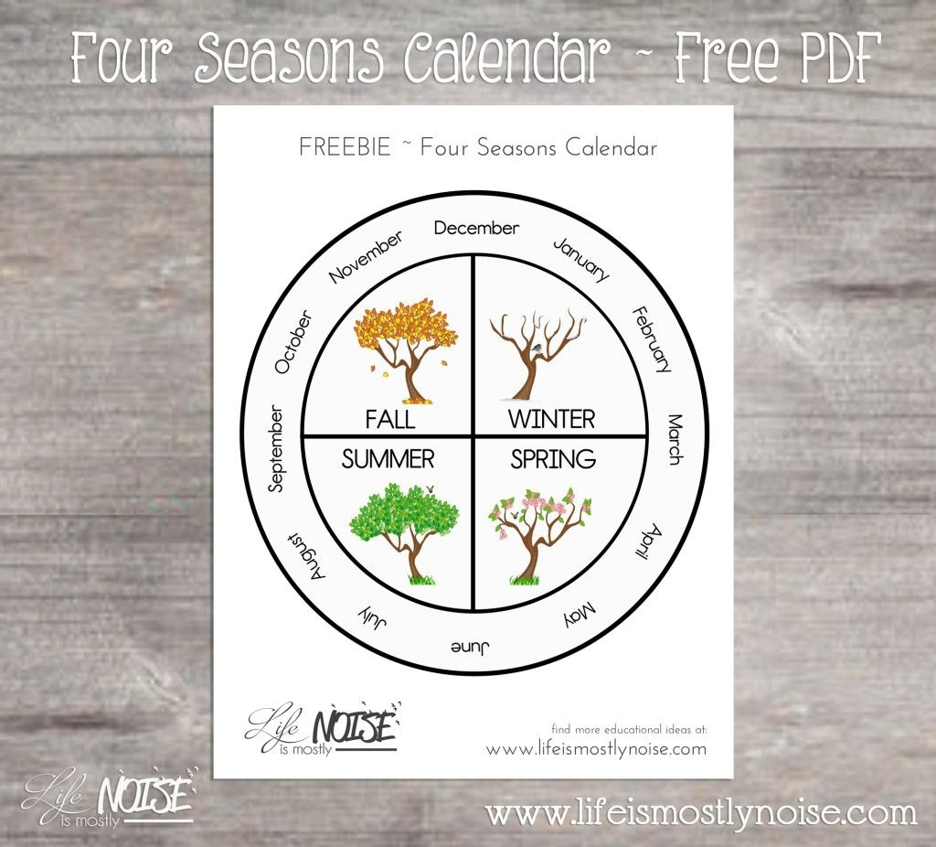 1 Year Calendar Wheel Template Printable Blank Calendar
