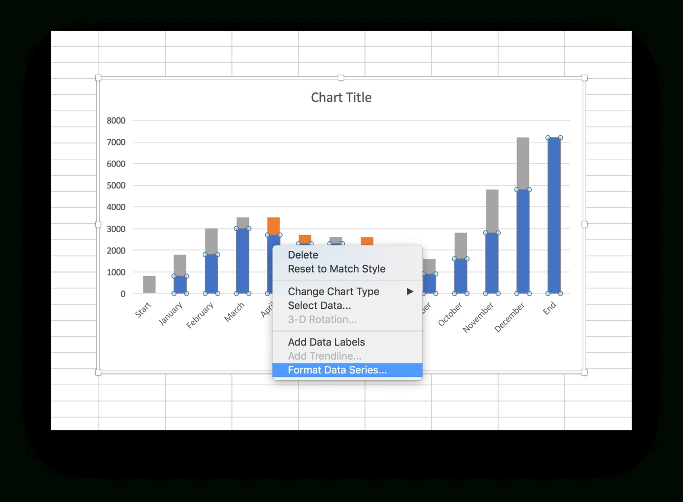 Impressive T Minus Chart Examples In Excel Printable