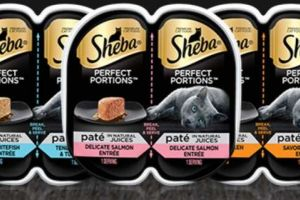 Sheba Perfect Portions Cat Food On Sale, Only $0.42 at Target!