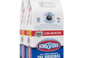 Save With $1.00 Off Kingsford Charcoal Coupon!