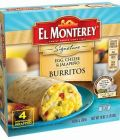 Save With $1.00 Off Multipack Of El Monterey Breakfast Burritos Coupon!
