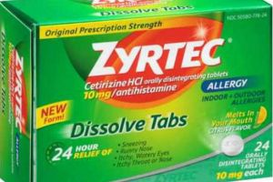 Save With $4.00 Off Zyrtec Products Coupon!