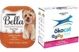 Save With $23.00 in NEW Pet Printable Coupons!