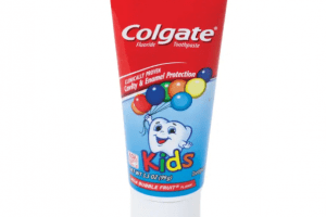 Colgate Kids Toothpaste On Sale, Only $0.50 at Dollar Tree!