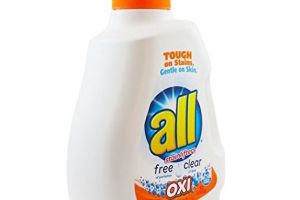 All Laundry Detergent On Sale, Only $1.99 at Walgreen's!