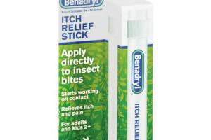 Benadryl Itch Relief Stick On Sale, Only $1.38 at Walmart!