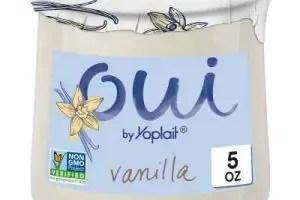 Oui Yoplait Yogurt On Sale, Only $1.09 at Walmart!!