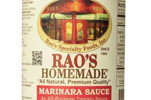 Save With $1.00 Off Rao's Homemade Sauce Coupon!