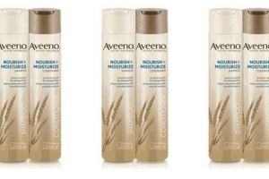Save With $2.00 Off Aveeno Hair Care Products Coupon!