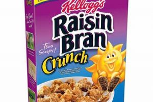 Raisin Bran Cereal On Sale, Only $1.49 at CVS!