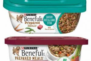 Purina Beneful Wet Dog Food On Sale, Only $0.89 at Target!