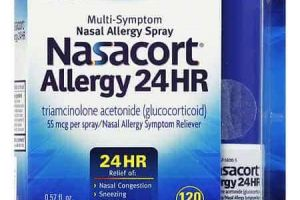 Save With $8.00 Off One Nasacort Allergy Products Coupon!