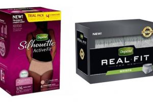 Save With $2.00 Off Depend Products Coupon!