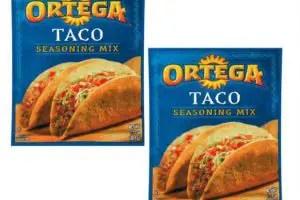 Ortega Taco Seasoning Mix On Sale, Only $0.23 at Walmart!