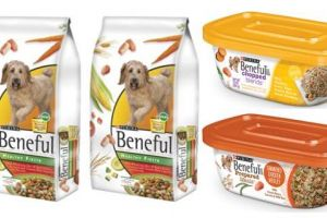 Save With $4.00 Off Purina Beneful Dog Food Coupon!