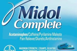 Save With $1.00 Off Midol Products Coupon!