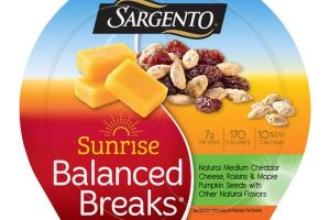 Sargento Balanced Breaks On Sale, Only $0.54 at Walgreen's!