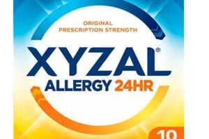 Save With $2.00 Off XYZAL Allergy Medicine Coupon!