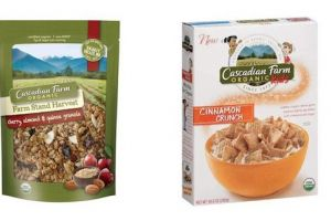 Save With $3.00 Off Cascadian Farm Products SavingStar Rebate!