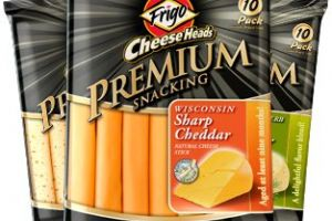 Save With $0.75 Off Frigo Cheese Head Products Coupon!