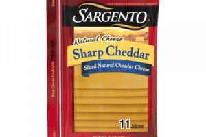 Save With $0.75 Off Sargento Natural Cheese Slices Coupon!