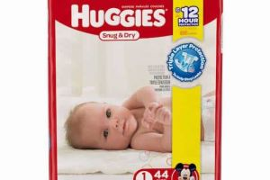 Huggies Diapers On Sale, Only $2.99 at Rite Aid!