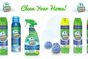Save With $0.50 Off Scrubbing Bubbles Toilet Cleaner Coupon!