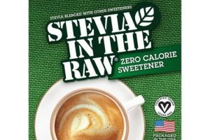 Save With $0.75 Off Stevia In The Raw Packets Coupon!