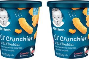 Save With $2.00 Off Gerber Snacks Coupon!