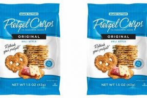 Save With $1.00 Off Snack Factory Pretzel Crisps Coupon!