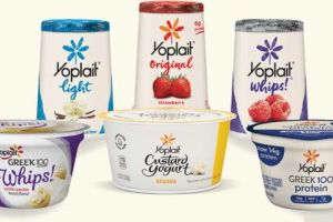 Save With $0.50 Off Yoplait Yogurt Cups Coupon!