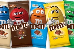 Save With $1.00 Off Two M&M'S Chocolate Bars Coupon!