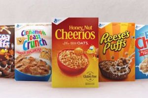 General Mills Cereal On Sale, Only $1.38 at CVS!